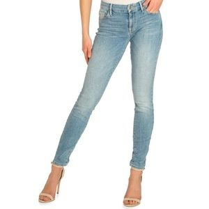 Guess Lightwash mid-rise Sexy Curve Jeans